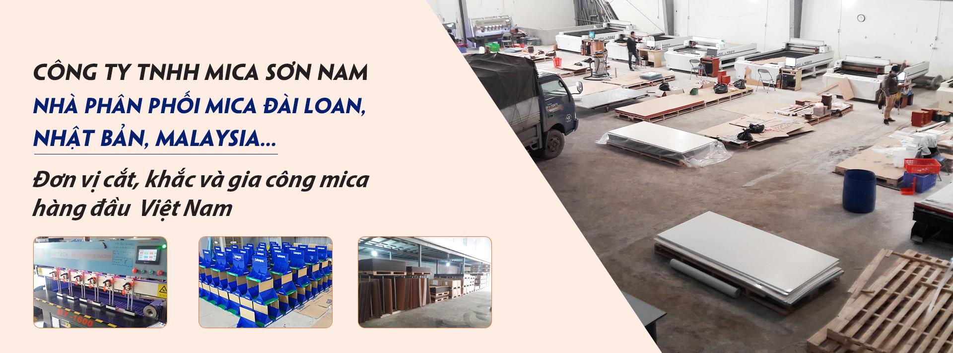 Mica Sơn Nam