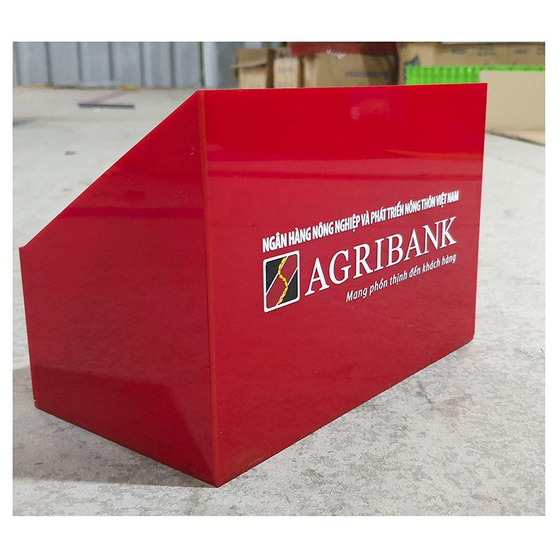 Kệ tờ rơi Agribank