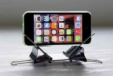 Tư vấn làm giá đỡ điện thoại đơn giản ngay tại nhà